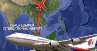 """Сензационно ! Ето как е изчезнал малайзийският """"Боинг"""" миналата година"""