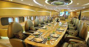 Саудитски принц притежава самолет за 300 млн.долара, тунингова го за още 200 милиона
