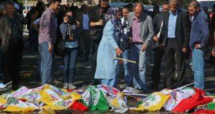 Бомбен ад в Анкара, над 20 разкъсани, писъци, линейки и хаос!!! Видео!!!