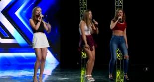 Антоана, Ана и Велина - X Factor