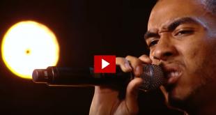 Той загуби приятеля си преди 2 години и му посвети тази песен! Виж как Джош разплака журито с изпълнението си!