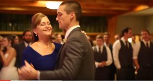 страхотен сватбен танц