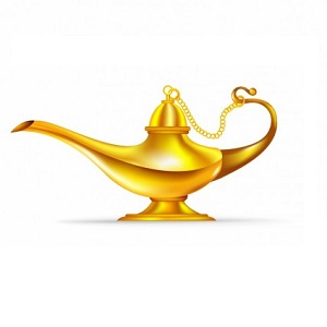 Магическа Лампа 1