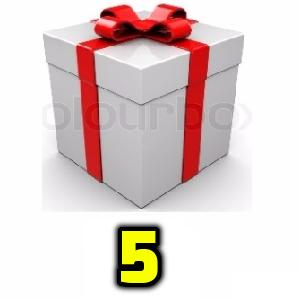 Подарък 5